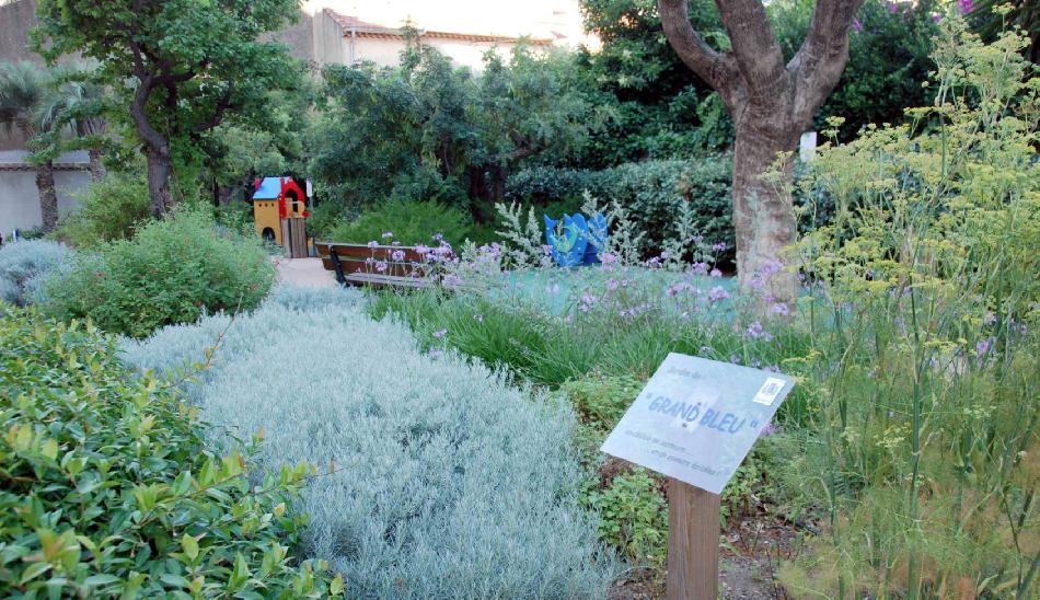 Jardins du Lavandou
