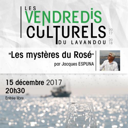Le 15 décembre à 20h30 à l'Espace culturel du Lavandou - Entrée libre