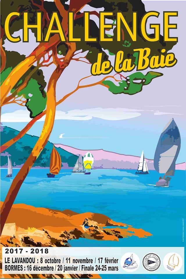 Évènement nautique : Challenge de la Baie