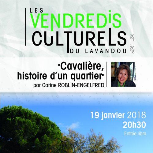 Le 19 janvier à 20h30 à l'Espace culturel - Entrée libre