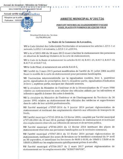 arrete-201726-stationnement-payant