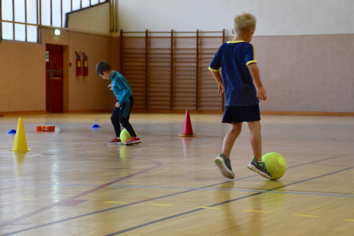 Ecole d'initiation aux sports