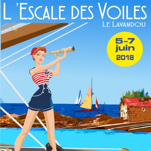 Du 5 au 7 juin - L'Escale de voiles accueille des bateaux de légende au Port du Lavandou