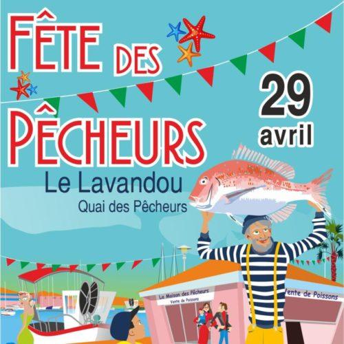 Dimanche 29 avril - Venez déguster des produits de la mer pour le déjeuner sur le quai des pêcheurs
