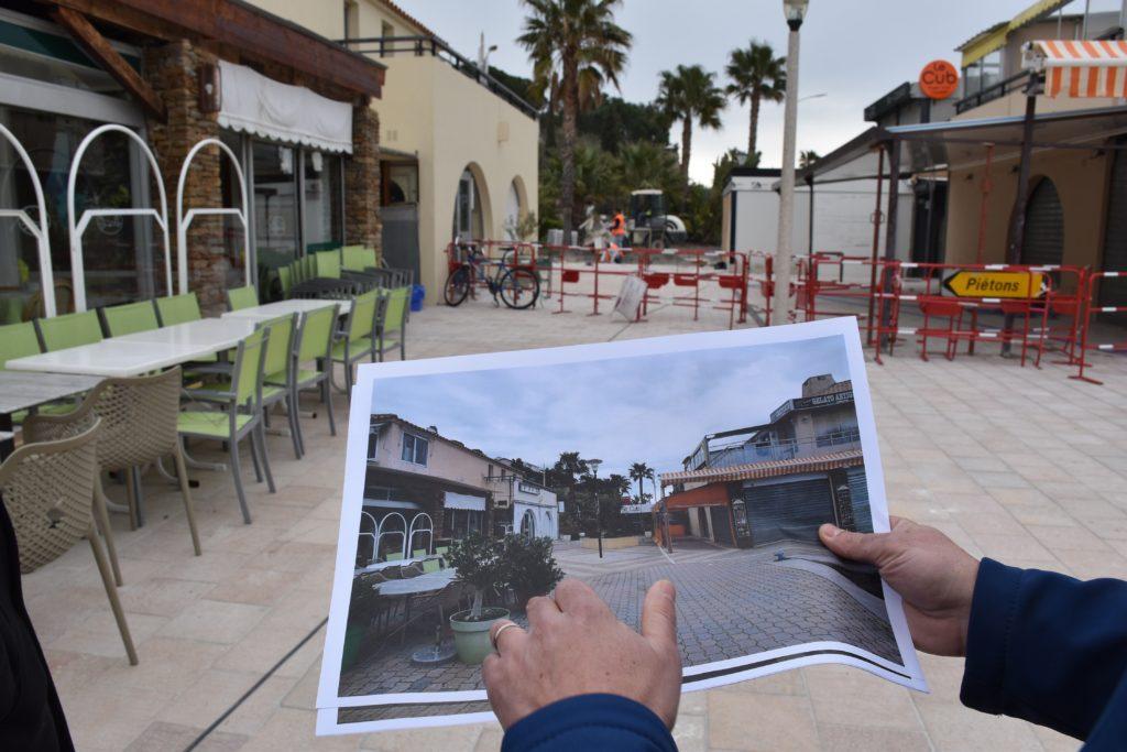 Port du lavandou mairie du lavandou - Restaurant le lavandou port ...