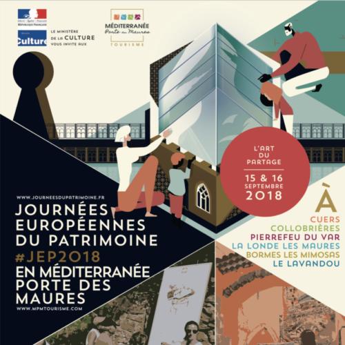 15 & 16 septembre : Journées européennes du patrimoine