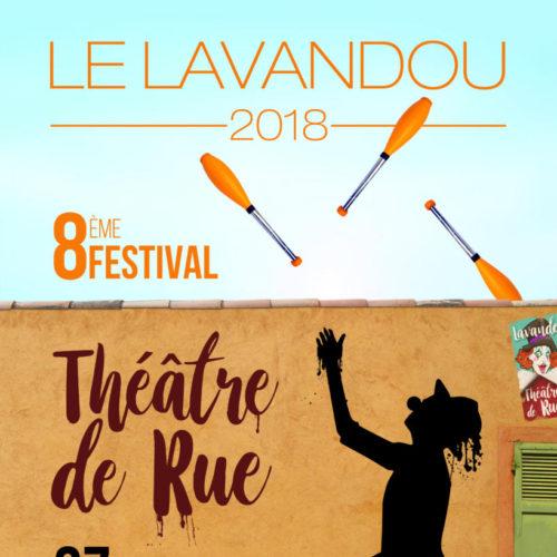 Les 27 et 28 octobre - Festival de Théâtre de rue