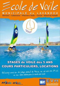 Stage Ecole de voile - Le Lavandou